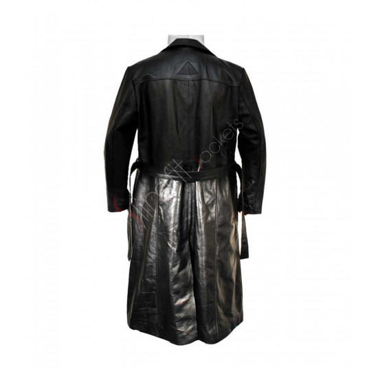 Blade Wesley Snipes Trench Coat Costume