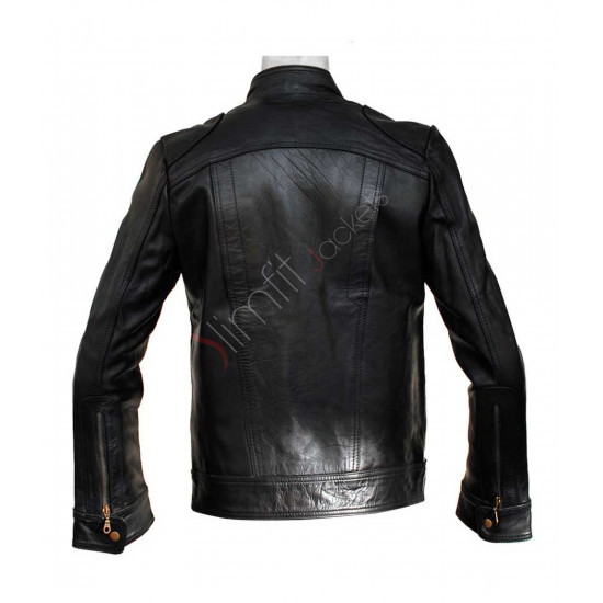Matthew McConaughey The Ghosts of Girlfriends Past Leather Jacket