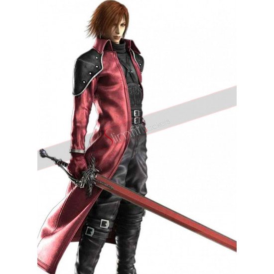 Genesis Rhapsodos Final Fantasy Trench Coat