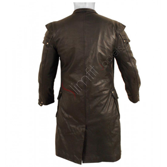 Hansel & Gretel Witch Hunters: Jeremy Renner Trench Coat/Costume