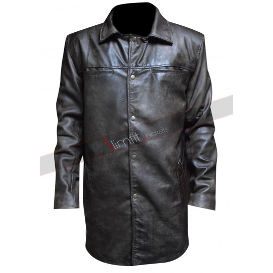 Max Payne 3 Rockstar Leather Coat