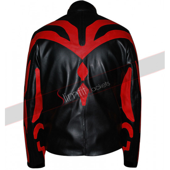 DeadPool Video Game Leather Cosplay Costume Jacket