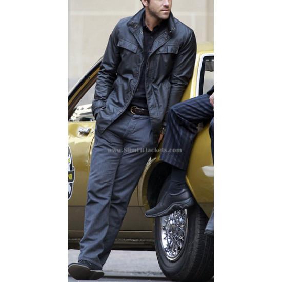 RIPD (Nick Walker) Ryan Reynolds Black Jacket Sale