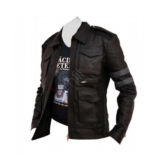 Resident Evil 6 Leon Kennedy Replica Jacket Costume
