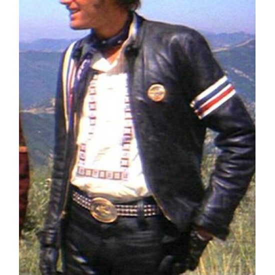 Replica Easy Rider Peter Fonda Motorcycle Jacket For Sale