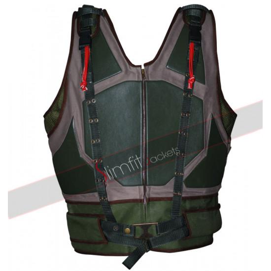 Combat Dark Knight Rises Cosplay Military Bane Vest