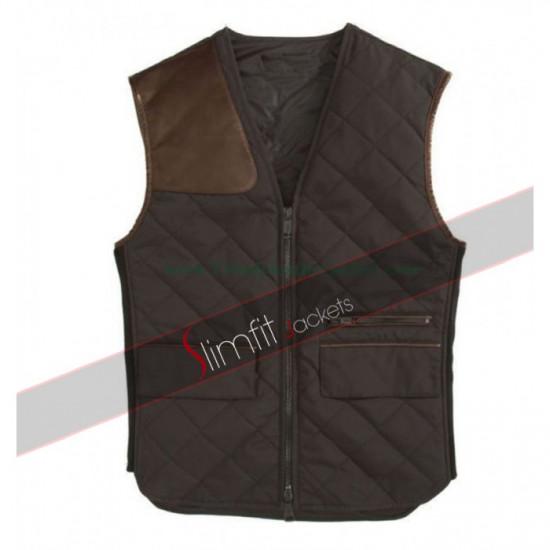 The Walking Dead Governor (David Morrissey) Quilted Vest