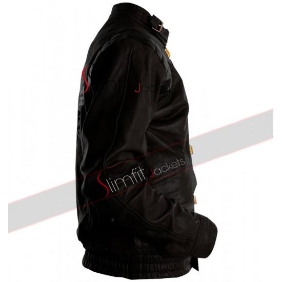 Akira Kaneda Capsule Black Cosplay Costume Jacket