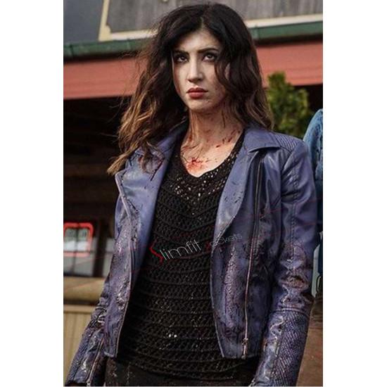 Dana Delorenzo Ash Vs Evil Dead Jacket