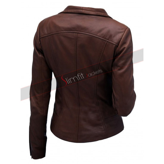 Arrow Marie Anderson (Lyla Michaels) Leather Jacket