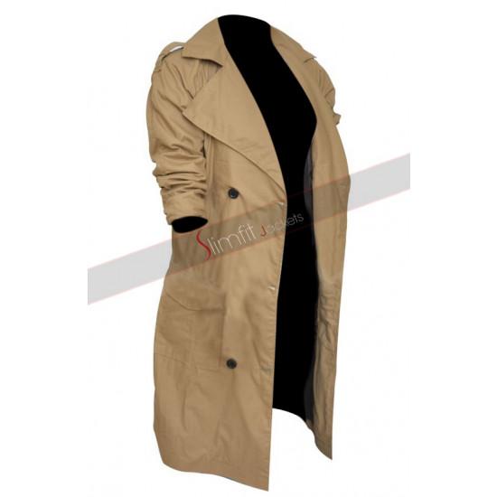Shades of Blue S2 Jennifer Lopez Trench Coat