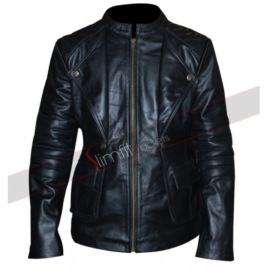 Clary Fray Mortal Instruments City of Bones Lily Collins Jacket