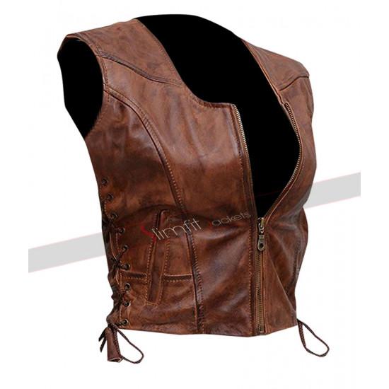 The Walking Dead Season 4 Danai Gurira (Michonne) Vest