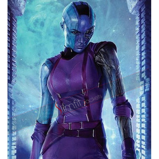 Guardians of the Galaxy 2 Karen Gillan (Nebula) Vest