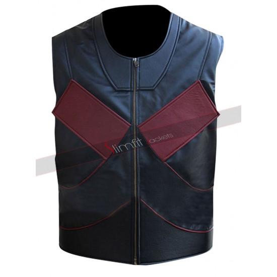 Deadpool Daniel Cudmore Colossus Vest