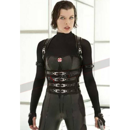 Alice Resident Evil Retribution Milla Jovovich Vest