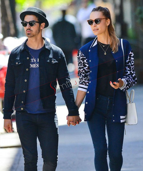 Joe Jonas Clothing Style With His Girl Blanda Eggenschwiler