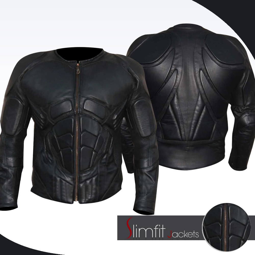 Leather jacket vs motorcycle jacket - Add To Compare