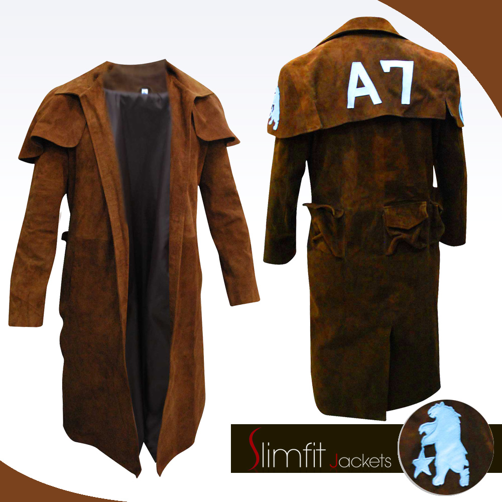 efdd5a954 Fallout 4 Brotherhood of Steel Elder Maxson Battle Coat