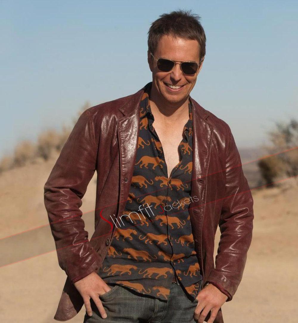 de661774e6c Donnie Brasco Johnny Depp Vintage Leather Jacket   Coat