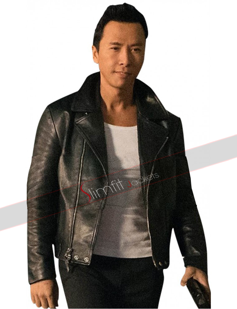 9993f92c Donnie Yen xXx Return of Xander Cage Xiang Jacket. $129. 5