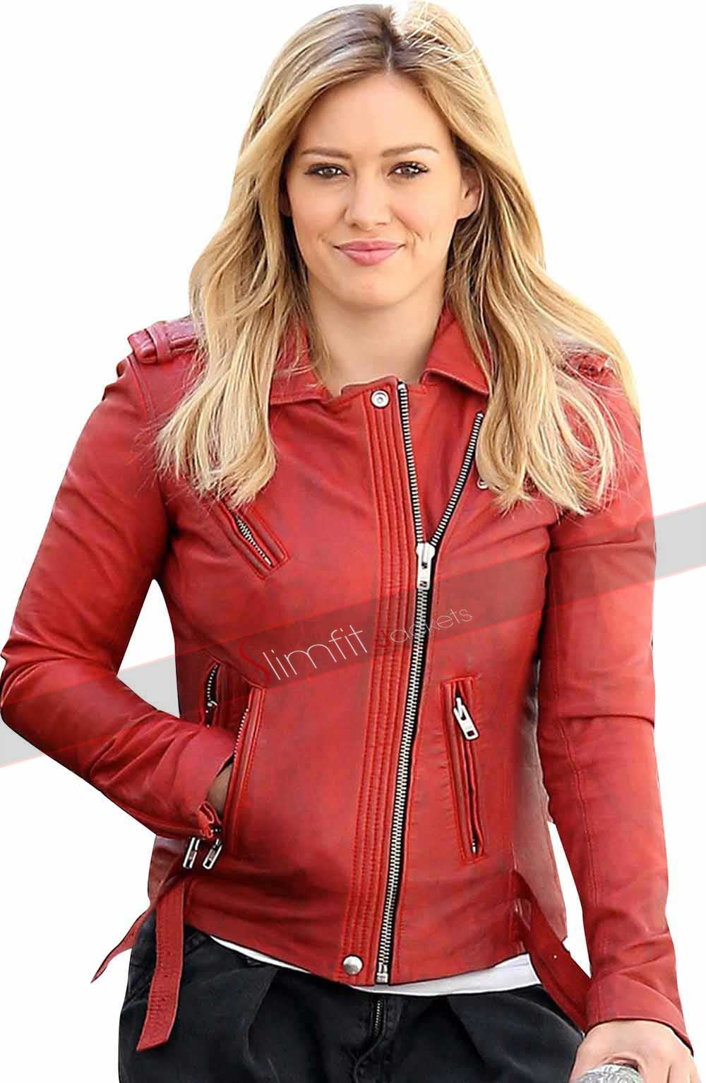 Leather Motorcycle Jackets For Women