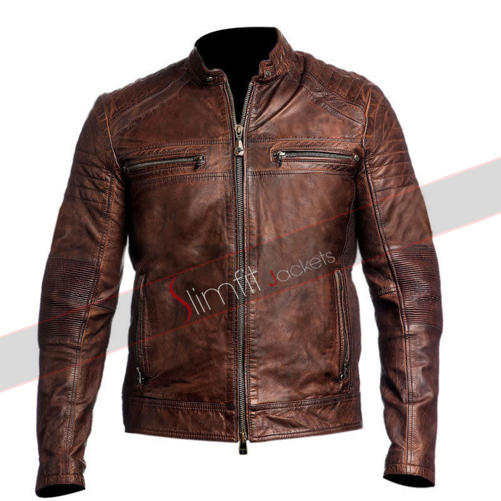 Vintage Leather Jackets For Men 39